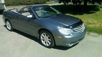 2008 Chrysler Sebring convertible toit rigide