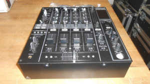 Pioneer DJM 800 DJ mixer , flight case,CDJ available