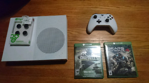 Barely Used Mint Xbox One S