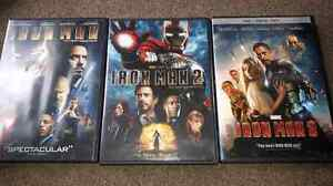 Ironman Dvds pickup in Durham