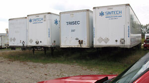 MOVING -  53' Trailers Clean Storage London Ontario image 2
