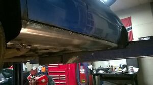 Undercoating $100.00 most small to medium cars only Cole Hbr