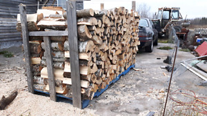 Firewood for sale $250.00 delivered in our area.