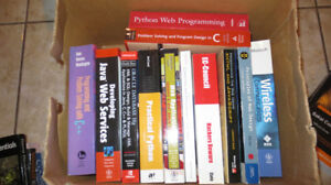 Computer Science University TextBooks for sale