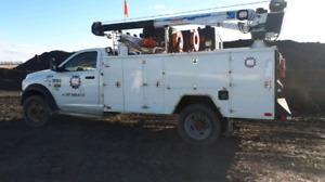 For sale 2012 ram 5500 mechanics truck