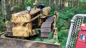 Bulldozer D4