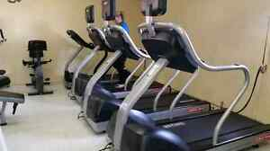 Commercial star trac treadmills