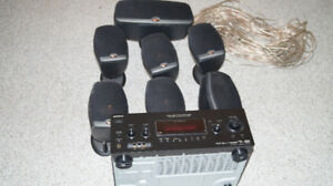 VERY NICE SOUND SYSTEM FOR SALE