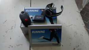 Polar RS200sd Heart Rate Monitor With Foot-Pod (Speed, Distance)