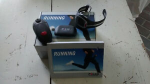 Polar RS200sd Heart Rate Monitor With Foot-Pod (Speed, Distance) London Ontario image 1