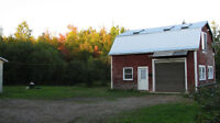 House For Rent – Very Unique! – **LOG CABIN LOFT FEEL**