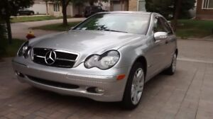 2003 Mercedes C240 All Wheel Drive Safetied