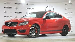 2015 Mercedes-Benz C63 AMG Coupe