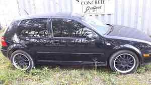 2001 vw golf  1.8t $2200 O.B.O  Stratford Kitchener Area image 7