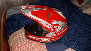 Casque de moto ou scooter Fuel JX4