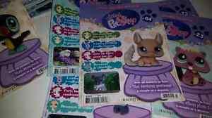 Littlest PetShop  0.50 sous chaque revue
