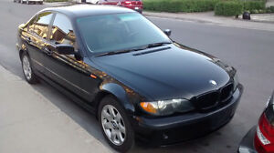 2004 BMW 3-Series Cuire Berline