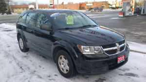 2009 DODGE JOURNEY SE only $ 4995 / CERTIFIED / 4 CYL
