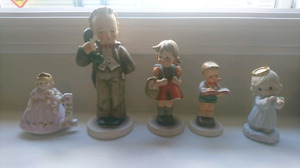 Hummels and figurines