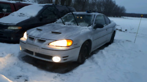 Pontiac grand-am Gt Ram-Air 3.4L 2003 122500km