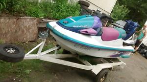 Yamaha Adventure Sea-Doo
