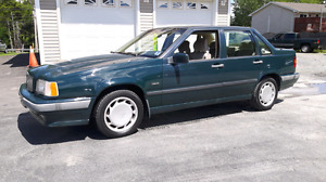 Wow! 94 Volvo LOW KMs