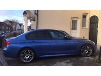 2012 [62 REG] BMW 320i M Sport Manual (F30)- Estoril Blue £10,000 ono