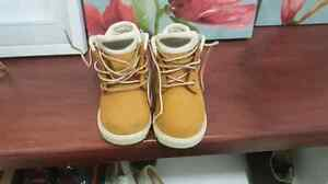 Timberland Boots Toddler Size 9 Great Condition