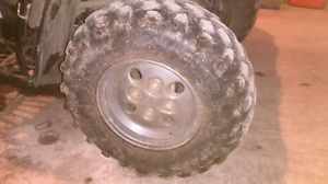 Need tires for my 2003 artic cat 300 4x4