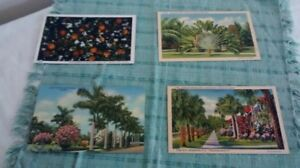 Vintage St. Petersburg postcards from the late 1930's.