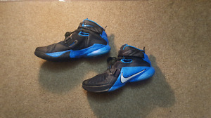 Basketball shoes size 11