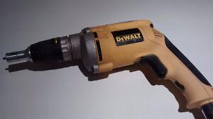Tournevis électrique pour gypse DeWALT