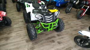 NEW!! APOLLO VRX-F 125 ATV!! CHRISTMAS SPECIAL!!