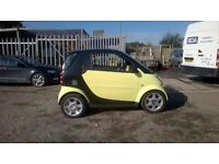 SMART CITY PULSE FOURTWO COUPE 2004 low mileage