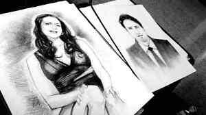 the portrait art