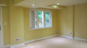 1 bedroom walk out basement apartment for rent ASAP!!
