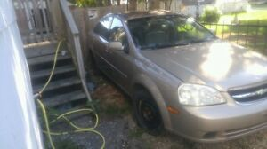 04 Chevy optra Cornwall Ontario image 1