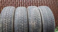 4 pneus d'été 175/65r15 à vendre!