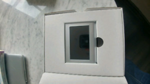 Brand new in open box Honewell thermostat