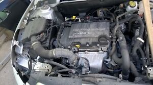 1.4 L turbo engine and transmission for a 2012 Chevrolet Cruze London Ontario image 1
