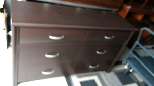 Double Dresser with 6 Drawers. Never been used.