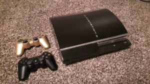 PS3 and 22 games