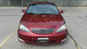 2002 Toyota Camry Mint Condition
