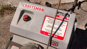For sale Craftsman snowblower London Ontario image 2