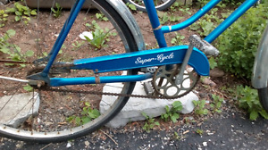 Vintage supper cycle in great shape.