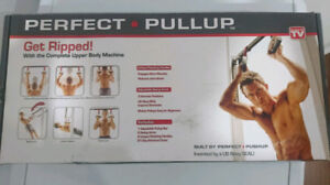 Perfect Basic Pullup - $25