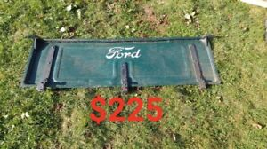 vintage ford tailgate 1940's?
