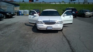 2007 Lincoln Town Car Stretch For Sale