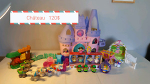 Château LITTLE PEOPLE FISHER PRICE