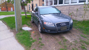 2006 Audi a4 2.0T quattro as is